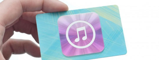 iTunes Gift Cards favoured by fraudsters